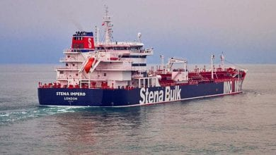 Photo of OPERATOR OF SEIZED BRITISH TANKER SAYS STILL WAITING TO VISIT CREW IN IRAN
