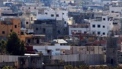 Photo de Liban: le camp palestinien d'Aïn el-Héloué secoué par de violents affrontements