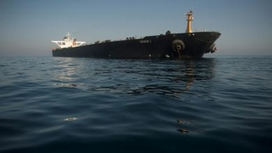 صورة سلطات جبل طارق: ليس بمقدورنا تقديم المساعدة التي تطلبها الولايات المتحدة واحتجاز نقالة النفط الايرانية