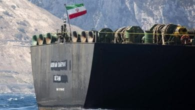 Photo of Iranian tanker departs after Gibraltar rejects US demand