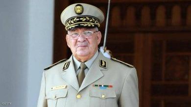 صورة قايد صالح: الحل الدستور هو الضمانة الأساسية للحفاظ علىكيان الدولةومؤسساتها