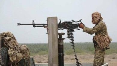 صورة قائد قوات الحزام الأمني: مديريات محافظة عدن باتت تحت سيطرة قواتنا