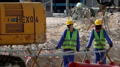 Photo of Migrant workers in Qatar hold rare strikes over conditions as 2022 World Cup looms