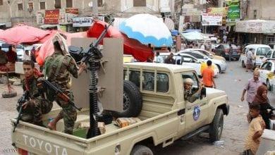 صورة قوات الحزام بعدن تسيطر على اللواء الثالث للحماية الرئاسية