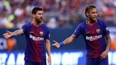 صورة ميسي يدخل على خط صفقة برشلونة المحتملة