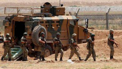 صورة قاعدة تركية جديدة في الدوحة لتأمين حماية النظام القطري