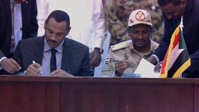 صورة السودان: صفحة جديدة عقب التوقيع النهائي على وثائق المرحلة الانتقالية