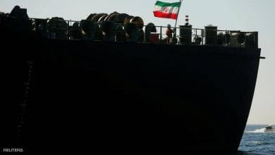 صورة بيانات تعقب حركة السفن: ناقلة النفط الإيرانية تغير وجهتها إلى تركيا