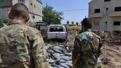 صورة الجيش السوري يحشد القوات ونقطة رقابة تركية تحت الحصار