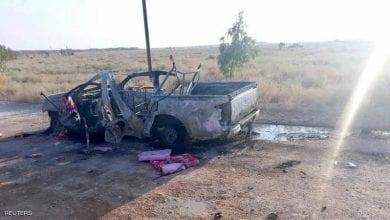 صورة العراق يندد بالضربات الجوية الإسرائيلية لقواعد ومستودعات اسلحة عراقية