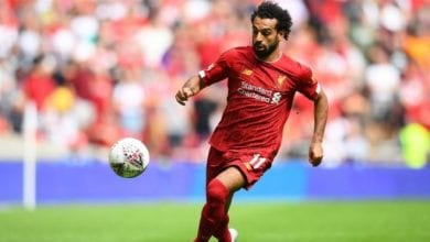 Photo of Mo Salah: Man held over racist tweet about Liverpool star