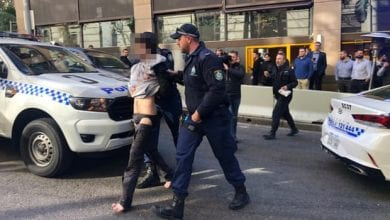 Photo of Sydney stabbing: one woman dead, one injured in CBD incident