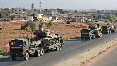 Photo de Un convoi militaire turc attaqué en Syrie