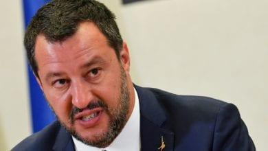 صورة أزمة سياسية في ايطاليا إثر إعلان سالفيني انهيار الائتلاف الحكومي