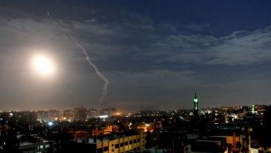Photo de Israël frappe en Syrie afin d'empêcher une attaque de drones iraniens