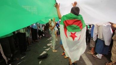 Photo de Algérie:le 28e vendredi consécutif de manifestations pour réclamer le départ du régime