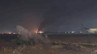 Photo of Libya in the Last 24 Hours: Army Destroys Turkish Cargo Plane as it Lands in Misrata