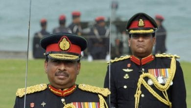 Photo of General accused of war crimes appointed Sri Lanka army chief