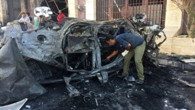 Photo of Five, including UN staff, killed in Benghazi car bombing
