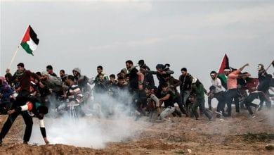 Photo of Israeli forces injure 67 Palestinians at Gaza border