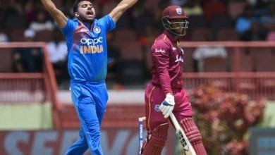 Photo of 'Lethal' Deepak Chahar sets up India clean sweep in West Indies T20 series