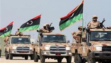 صورة الجيش الليبي يدعو سكان مدينة غريان للبقاء في بيوتهم وعدم التحرك حتى لا يتم استهدافهم بالخطأ