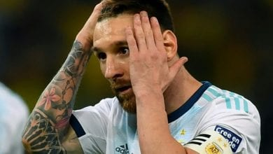 Photo of Messi banned for three months after CONMEBOL 'corruption' outburst