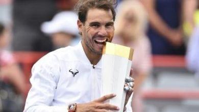 """Photo de ATP: Nadal """"roi"""" de Montréal et des Masters 1000"""