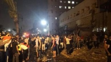 Photo of 17 killed, 32 injured in Cairo road accident explosion
