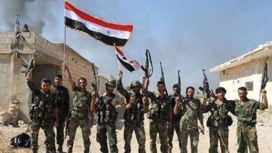 صورة الجيش السوري يسيطر على بلدة استراتيجية في ريف إدلب