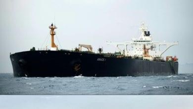 Photo de Gibraltar autorise le pétrolier iranien «Grace 1» à partir