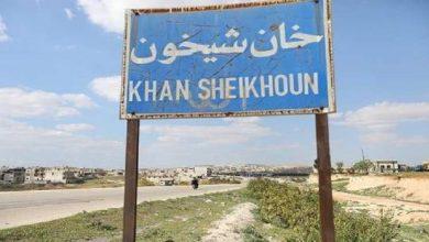 صورة الجيش السوري يستعيد قرى في ريف إدلب ويتقدم نحو خان شيخون