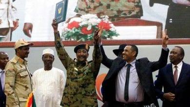 صورة المجلس العسكري في السودان يصدر مرسوم دستوري بتشكيل المجلس السيادي برئاسة البرهان