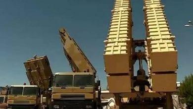 """صورة طهران تكشف عن منظومة """"باور 373"""" الصاروخية الجديدة للدفاع الجوي"""