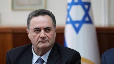 """صورة وزير خارجية إسرائيل: العمليات الإسرائيلية في سوريا تهدف إلى """"قطع رأس الأفعى"""""""