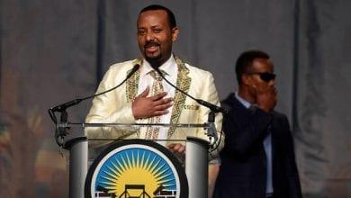 صورة خارجية الإحتلال الإسرائيلي: رئيس وزراء إثيوبيا سيصل غدا الأحد إلى إسرائيل