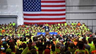 Photo of Fossil fuels? Plastic? Trump says more is better
