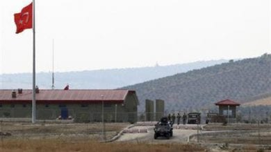 Photo of Explosions rock Turkish ammunition depot near Syria