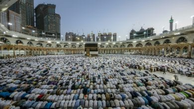 Photo of More than two million Muslims begin hajj pilgrimage