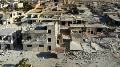 Photo de Syrie: arrêt des raids aériens sur Idleb après l'entrée en vigueur d'une trêve