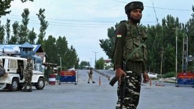 Photo de Cachemire indien: le couvre-feu sera assoupli après la fête nationale de l'Indépendance