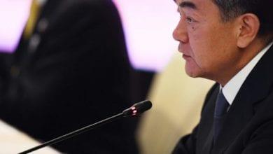 Photo de La Chine demande aux diplomates américains à Hong Kong d'éviter toute ingérence