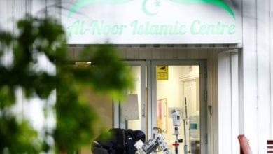 Photo de Attaque d'une mosquée en Norvège: la piste terroriste privilégiée, les musulmans inquiets
