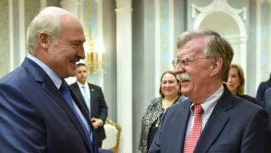 Photo de La Bélarussie veut dynamiser ses relations avec Washington, Moscou méfiante