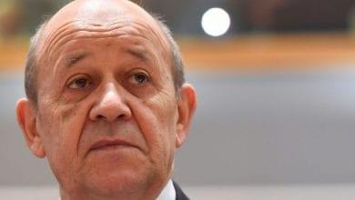 """Photo de La France """"n'a besoin d'aucune autorisation"""" pour s'exprimer sur l'Iran, avertit Le Drian"""