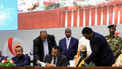 Photo of Sudan opposition coalition appoints five civilian members of sovereign council