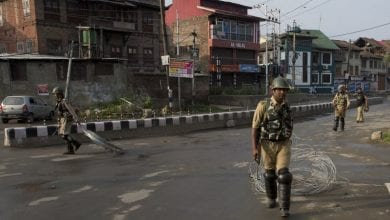 Photo of India arrests more than 500 in Kashmir as Pakistan suspends railway