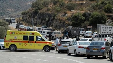 صورة مقتل مجندة اسرائيلية واصابات خطيرة بانفجار عبوة غرب رام الله