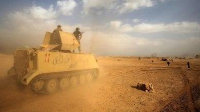 Photo of Blasts from Iraqi militia weapons depot kill one, injure 29