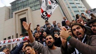 """صورة الإتحاد الأوروبي: اقالة واعتقال السياسيين في تركيا """"إجراءات قمعية"""""""